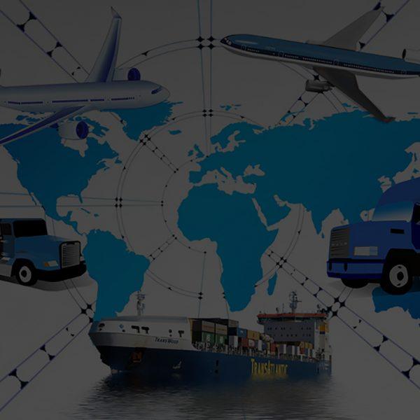 Transport and Logistics slider